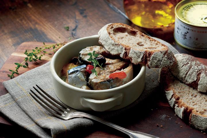 水煮も盛りつければおしゃれな洋食に早変わり